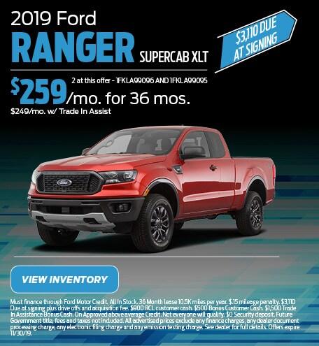 2019 - Ranger - November