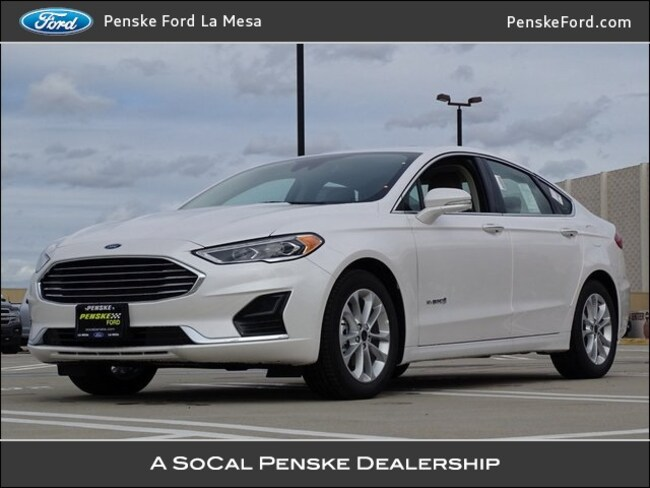 Ford Fusion Hybrid For Sale >> New 2019 Ford Fusion Hybrid For Sale Lease La Mesa Ca Stock Kr148900