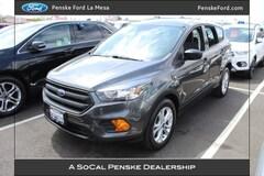 New 2018 Ford Escape S SUV JUA24117W 1FMCU0F72JUA24117 La Mesa CA