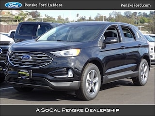 New 2019 Ford Edge SEL SUV La Mesa, CA