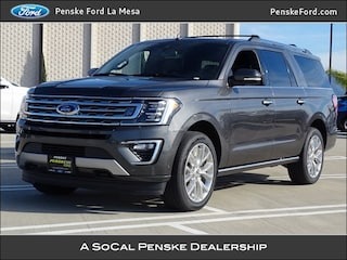 New 2019 Ford Expedition Max Limited SUV La Mesa, CA