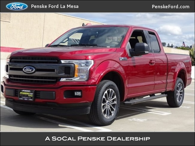 New 2019 Ford F-150 XLT Truck SuperCab Styleside For Sale/Lease La Mesa, CA