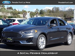 New 2019 Ford Fusion Hybrid SEL Sedan La Mesa, CA