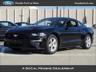 New 2019 Ford Mustang Ecoboost Coupe La Mesa, CA