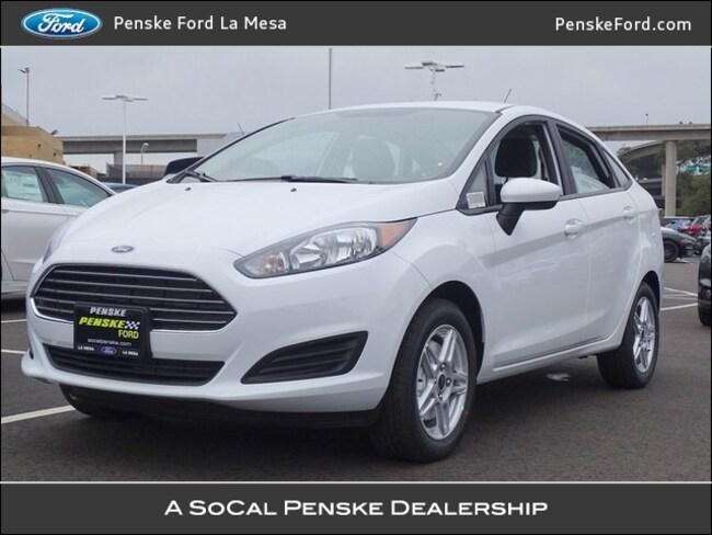 New 2019 Ford Fiesta SE Sedan For Sale/Lease La Mesa, CA