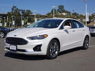 New 2019 Ford Fusion SEL Sedan La Mesa, CA
