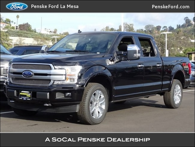 Ford F-150 Platinum For Sale >> New 2019 Ford F 150 For Sale Lease La Mesa Ca Stock Kfa17597