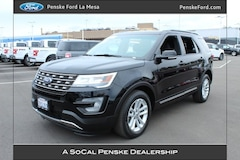 Certified Pre-Owned 2016 Ford Explorer XLT SUV P190563 in La Mesa, CA