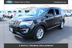 Certified Pre-Owned 2017 Ford Explorer XLT SUV P190548 in La Mesa, CA