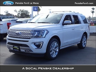 New 2019 Ford Expedition Platinum SUV La Mesa, CA