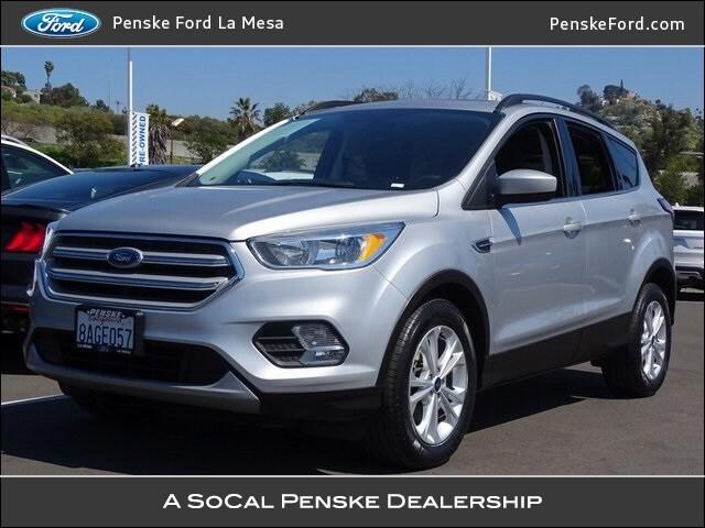 Used 2018 Ford Escape SE SUV La Mesa, CA