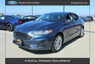 New 2019 Ford Fusion SE Sedan La Mesa, CA