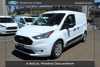 New 2019 Ford Transit Connect XLT Van Cargo Van La Mesa, CA