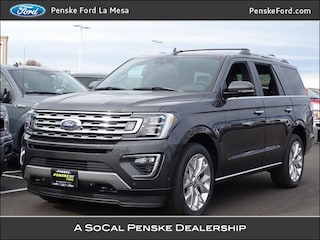 New 2019 Ford Expedition Limited SUV La Mesa, CA