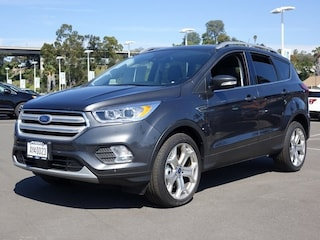 New 2019 Ford Escape Titanium SUV La Mesa, CA