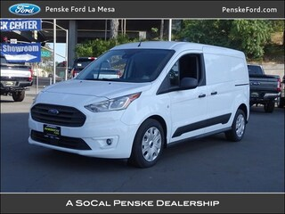 New 2019 Ford Transit Connect XLT Van Cargo Van La Mesa, CA