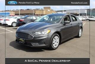 New 2019 Ford Fusion S Sedan La Mesa, CA