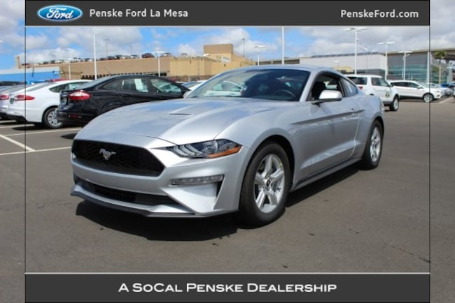 Ford Mustang Lease >> New 2019 Ford Mustang For Sale Lease La Mesa Ca Stock K5169189