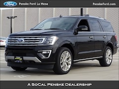 New 2019 Ford Expedition Limited SUV La Mesa CA