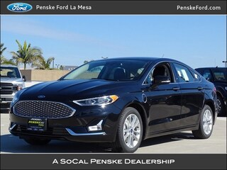 New 2019 Ford Fusion Energi Titanium Sedan La Mesa, CA