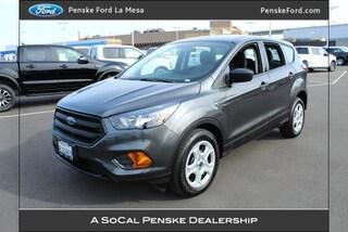 New 2019 Ford Escape S SUV La Mesa, CA