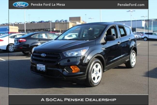 New 2018 Ford Escape S SUV For Sale/Lease La Mesa, CA