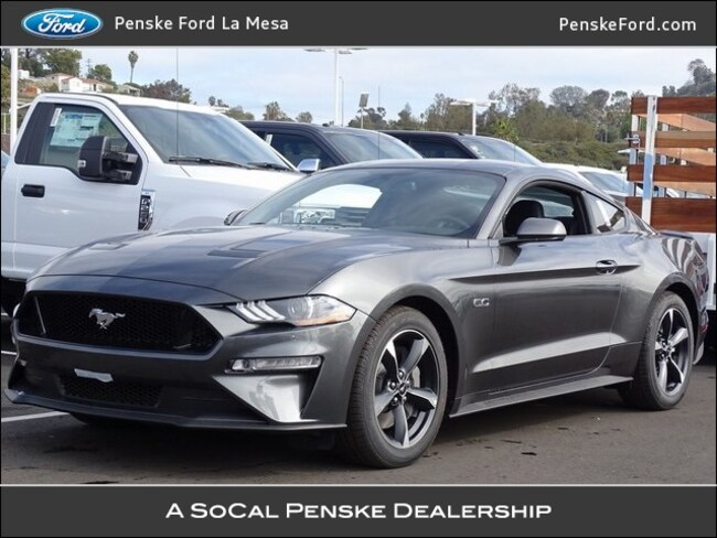 Ford Mustang Lease >> New 2019 Ford Mustang For Sale Lease La Mesa Ca Stock K5143708