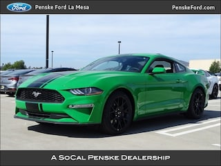 New 2019 Ford Mustang Ecoboost Premium Coupe La Mesa, CA
