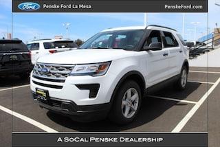 New 2019 Ford Explorer Base SUV La Mesa, CA