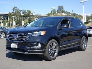 New 2019 Ford Edge Titanium SUV La Mesa, CA