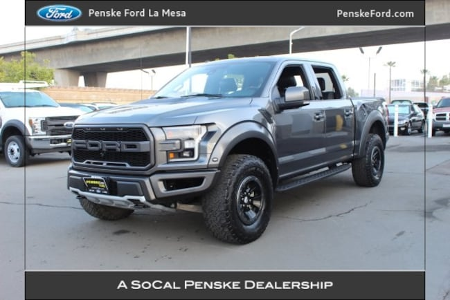 2017 Ford F 150 Raptor For Sale >> Certified Pre Owned Used 2017 Ford F 150 For Sale In La Mesa Ca