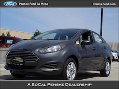 New 2019 Ford Fiesta SE Sedan KM130163 3FADP4BJ7KM130163 La Mesa CA