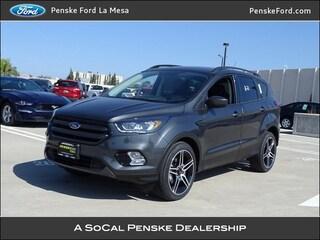 New 2019 Ford Escape SEL SUV La Mesa, CA