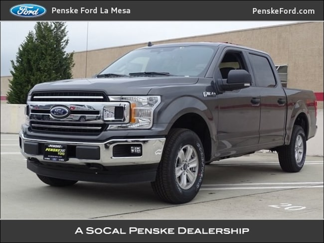 New 2019 Ford F-150 XLT Truck SuperCrew Cab For Sale/Lease La Mesa, CA
