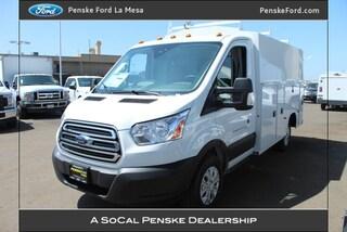 New 2019 Ford Transit-350 Cutaway Base Truck La Mesa, CA