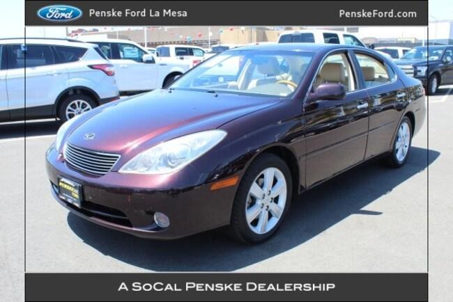 Used 2005 LEXUS ES 330 330 Sedan La Mesa CA