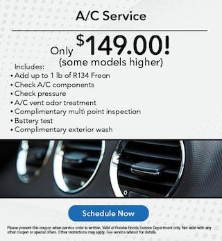 A/C Service