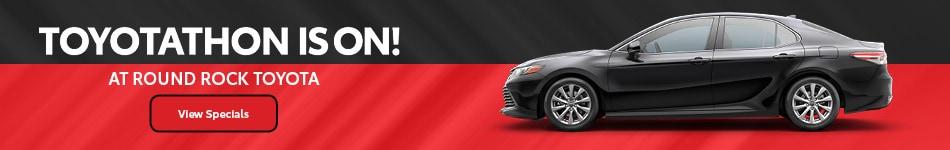 Toyotathon Specials