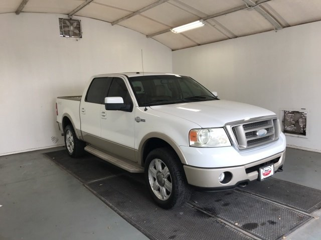2008 Ford F-150 SuperCrew King Ranch Truck SuperCrew Cab