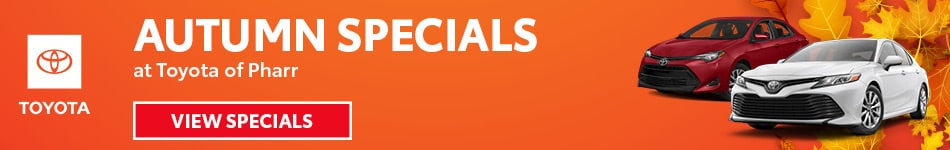 2019 - Autumn Specials - October