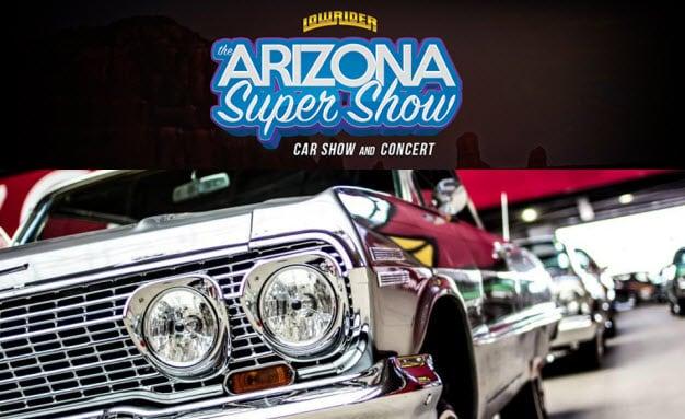 Peoria Ford The Arizona Super Show Car Show Concert - Car show glendale az