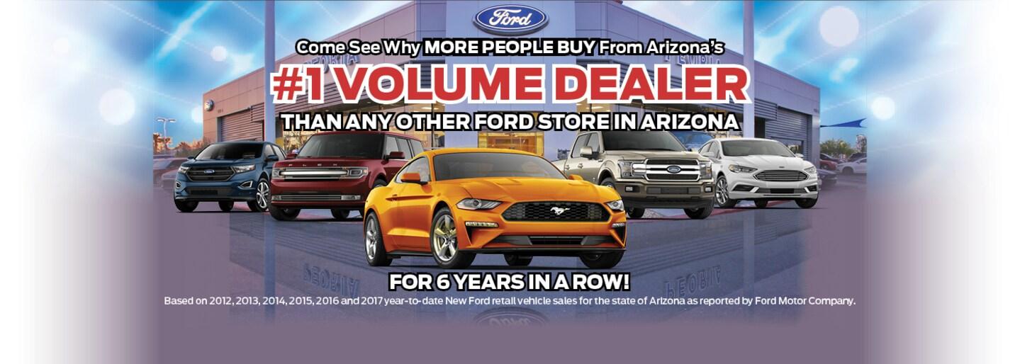 new cars suvs trucks ford dealership peoria az. Black Bedroom Furniture Sets. Home Design Ideas