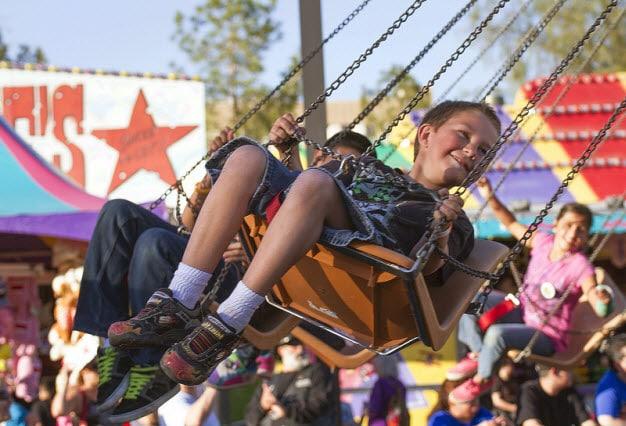The Arizona State Fair