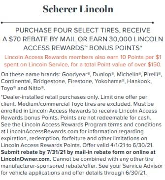 Scherer Lincoln