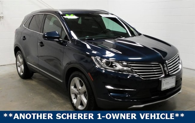 Certified Pre-Owned 2016 Lincoln MKC Premiere SUV in Peoria, IL