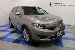 Certified Pre-Owned 2017 Lincoln MKX Reserve SUV in Peoria, IL
