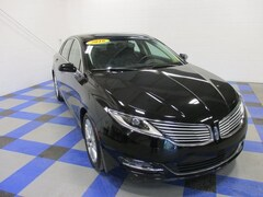 Certified Pre-Owned 2016 Lincoln MKZ Ecoboost Sedan in Peoria, IL
