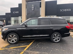 New 2019 Lincoln Navigator Reserve SUV in Peoria, IL