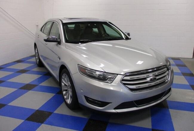 Used 2015 Ford Taurus For Sale in Peoria IL | Near Pekin, East