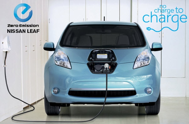 With The Purchase Of New LEAFs, Nissan Offers A No Charge To Charge Program  That Makes It Easy And Convenient To Power Up Your EV At Several Public  Charging ...